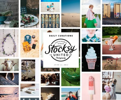 stocksy curated images