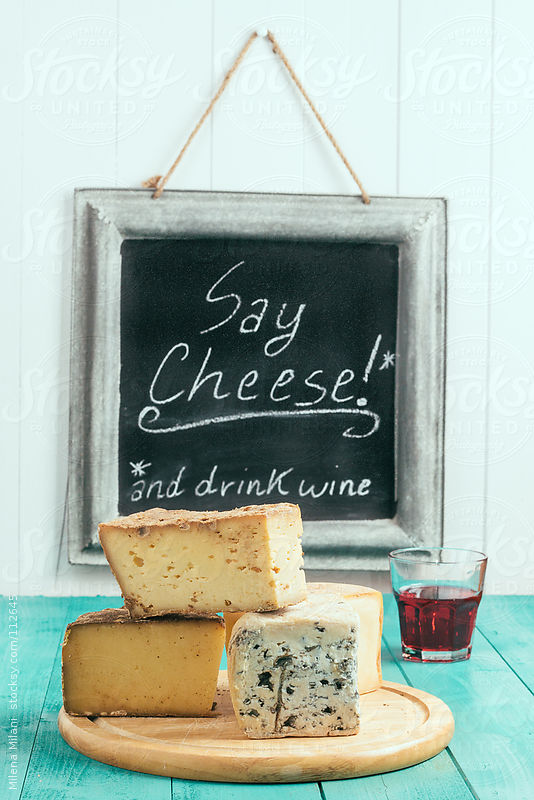 Cheese by Milena Milani