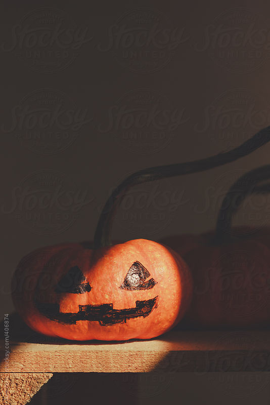 Halloween pumpkin by Luis Felix